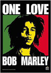 BOB MARLEY (ONE LOVE) Flag