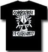 CORROSION OF CONFORMITY (CLASSIC SKULL)