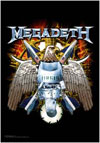 MEGADETH (EAGLE) Flag