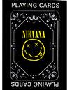 NIRVANA (SMILEY LOGO) Playing Cards in Tin Gift Box