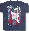 FENDER (FLAG GUITAR)