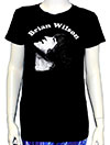 BRIAN WILSON (HEAD SHOT) Girls Tee