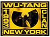 WU TANG (NEW YORK) Magnet