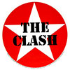 THE CLASH (STAR LOGO) Sticker