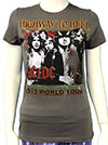 ACDC (1979 TOUR RELIC) Girls Tee