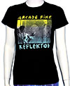 ARCADE FIRE (REFLEKTOR TISSUE) Girls Tee