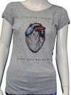 ALICE IN CHAINS (BLACK GIVE WAY TO) Girls Tee