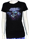 AVENGED SEVENFOLD (FACE) Girls Tee