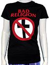 BAD RELIGION (CROSS BUSTER) Girls Tee