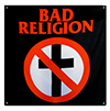 BAD RELIGION ((CROSSBUSTER) Flag