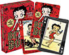 BETTY BOOP (SITTING) Playing Cards