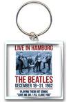 BEATLES (LIVE IN HAMBURG) Keychain