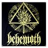 BEHEMOTH (GOLD SIGIL) Flag