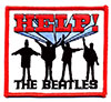 BEATLES (HELP) Patch