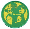 BEATLES (LET IT BE GREEN) Patch