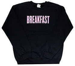 BEYONCE (BREAKFAST) Sweater