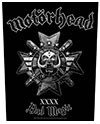 MOTORHEAD (BAD MAGIC) Back Patch