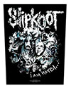 SLIPKNOT (I AM HATED) Patch
