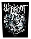 SLIPKNOT (I AM HATED) Back Patch