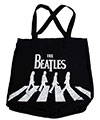BEATLES (ABBEY ROAD) DISTRESSED TOTE BAG