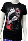 BLACK VEIL BRIDES (INFERNO) Girls Tee