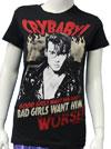 CRYBABY (BAD GIRL) Girls Tee