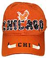 CHICAGO (HORNS) Cap