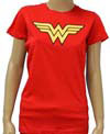 WONDER WOMAN (LOGO) Girls Tee