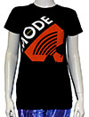 DEPECHE MODE (TRIANGLE LOGO) Girls Tee