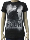 DIVERGENT (FOUR) Girls Tee