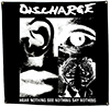 DISCHARGE (HEAR NOTHING) Flag