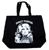 DOLLY PARTON (B/W PPORTRAIT) Tote Bag