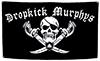 DROPKICK MURPHYS (PIRATE) Flag