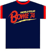 DAVID BOWIE (WORLD TOUR)