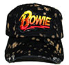 DAVID BOWIE (YELLOW/RED LOGO) Cap