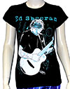 ED SHEERAN (GUITAR LINES) Girls Tee