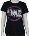 FALLING IN REVERSE (LOST VEGAS) Girls Tee