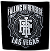 FALLING IN REVERSE (LOST VEGAS) Flag