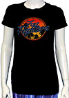 FOO FIGHTERS (CIRCLE PALM) Girls Tee