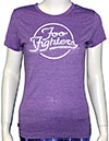 FOO FIGHTERS (RINGS) Girls Tee