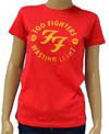 FOO FIGHTERS (EST. 1995) Girls Tee
