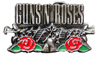 GUNS N ROSES (PISTOLS AND ROSES) Belt Buckle