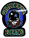 GRATEFUL DEAD (UNIVERSE SKULL) Sticker