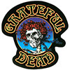 GRATEFUL DEAD (SKULL ROSES) Sticker