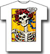 GRATEFUL DEAD (POP ART BERTHA) White