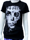 HIM (FACE) Girls Tee