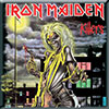 IRON MAIDEN (KILLERS) Magnet