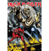 IRON MAIDEN (NUMBER OF THE BEAST) Postcard