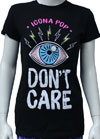 ICONA POP (I DON'T CARE) Girls Tee