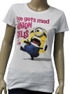DESPICABLE ME (MINION SKILLS) Girls Tee